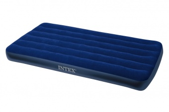 Надувной матрас Intex Classic Downy Bed, 99x191x22cм, 68757